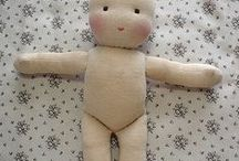 Dolls / inspiration and practical ideas and patterns for making dolls, clothing and accessories