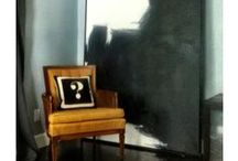 """ART @ HOME / """"Art washes away from the soul the dust of everyday life.""""                                                                  - Pablo Picasso  / by Joanne Amantea"""