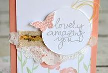 Stampin' Up! Artisan / Gorgeous projects designed by amazing Stampin' Up! Demonstrators.  / by Krystal's Cards - Stampin' Up!