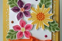 Stampin' Up! Flower Patch / by Krystal's Cards - Stampin' Up!