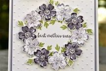 Stampin' Up! Mother's Day / Pretty, floral and fancy cards, projects, gifts, and treats for Mother's Day created with Stampin' Up! products. / by Krystal's Cards - Stampin' Up!