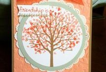 Stampin' Up! Sheltering Tree / Cards, projects, and ideas using the Sheltering Tree stamp set from the Occasions Catalog 2015.