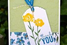 Stampin' Up! Painted Petals / Cards, projects, and ideas using the Painted Petals stamp set from the Stampin' Up! Occasions Mini Catalog 2015