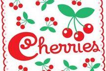 Cherries / Cherries, cherries and more cherries