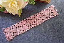 Bookmarks / Pretty bookmarks and ideas for handmade and DIY