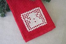 Crochet_filet / ideas, projects and patterns for the filet technique of crochet