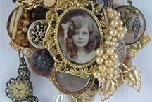 Family History_Crafts / Crafting with meaningful historical memorabilia