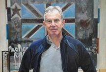 Alastair Adams portraits / painted portraits in oil by artist, Alastair Adams / by Amy Adams