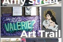 Amy Winehouse Street Art Trail London / Noch bis 4. Juni findest du in Camden, London die 8 Stationen des Amy Street Art Trails sowie die dazugehörige Ausstellung von Pegasus im Jüdischen Museum. Until 4th of June you will find the 8 spots of the Amy Street Art Trails in Camden and the accompanying exhibition by Pegasus at the Jewish Museum.