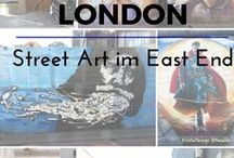 Street Art in London / Street Art in London, Camden, Shoreditch, Brick Lane...