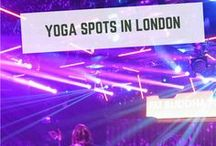 London Yoga Spots / London Yoga Spots, places for Yoga in London, Fitness, Wellbeing, Meditation