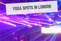 London Yoga Spots / London Yoga Spots, places for Yoga & meditation in London London Yoga Spots - Orte für Yoga & Meditation in London #London #yoga #studio #fitness #life #health #meditation #workout #workshops #exercise #wellbeing #yogaflow #vinyasa #dynamicyoga #jivamukti #om #healing