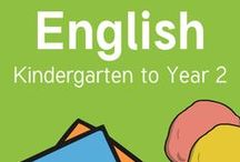 Literacy (Kindergarten - Year 2) / English and literacy resources and ideas for Early Years (Kindergarten) to the end of Stage 1 (Year 2).   Literacy Resources, Teaching Literacy, Phonics, Reading, Writing, Communication, Language, Grammar, Spelling, Classroom Displays and much more!