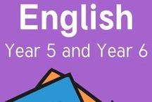Literacy (Year 5 - Year 6) / English resources and ideas for Key Stage 3 (Year 5 and Year 6).   Literacy Resources, Teaching Literacy, Phonics, Reading, Writing, Communication, Language, Grammar, Spelling, Classroom Displays and much more!