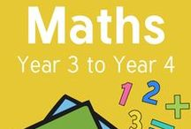 Maths/Numeracy (Year 3 - Year 4) / Maths resources and ideas for Key Stage 2 (Year 3 and Year 4).   Addition, Subtraction, Numbers, Time, Calendars, Mass, Length, Area, Patterns, Shapes, Hands on Activities, Classroom Displays and much more!