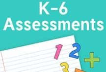 Assessments (Kindergarten - Year 6) / Ideas, resources and activity sheets for all key learning area assessments