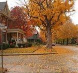 small town / my nostalgic neighbourhood