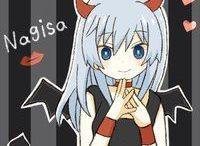 """Nagisa-kun / Es un chico de apariencia andrógina. Normalmente tiende a analizar los puntos débiles de Koro-sensei; realmente no tiene mucho interés en acabar con él. Suele ser objeto de acoso por parte de su """"profesora de inglés"""", Irina Jelavic (que también es una asesina fría y sanguinaria) para que le diga los puntos débiles de Koro-sensei. Sus mejores amigos son Kaede Kayano, Karma Akabane y Sugino. Se ha descubierto que posee un instinto asesino natural impropio de un chico de su edad."""