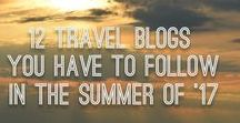 Travel Blogs / Some awesome not to miss travel blogs