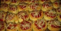 silvestrovske pochutky-slane pečivo