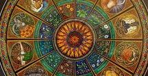Symbols of Astrology, Zodiac / I collect here symbols of astrology and zodiac from all over the world and from ancient times, as well.