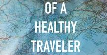 Health Conditions Advice when Travelling / Information about various Health Concerns when Travelling