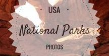 USA National Parks / Information on Travel to USA National Parks