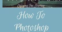 How to-Photoshop Elements / How to do special effects in Photoshop Elements.