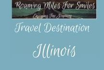 Travel USA Illinois / Illinois Travel Destinations| things to do Illinois | Travel Destinations Illinois| things to do | Illinois Vacations | Must see Illinois | RVing | http://roamingmilesforsmiles.com | to be added as collaborator join http://Facebook.com/Group/TravelingPinners