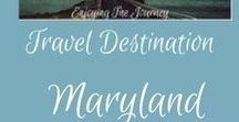 Travel USA Maryland / Maryland Travel Destinations| things to do Maryland | Travel Destinations Maryland | things to do | Maryland Vacations | Must see Maryland | RVing | http://roamingmilesforsmiles.com | to be added as collaborator join http://Facebook.com/Group/TravelingPinners