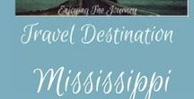 Travel USA Mississippi / Mississippi Travel Destinations| things to do Mississippi | Weekend Getaways Mississippi | things to do | Mississippi Vacations | Must see Mississippi | RVing | http://roamingmilesforsmiles.com | to be added as collaborator join http://Facebook.com/Group/TravelingPinners