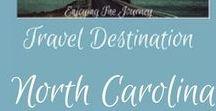 Travel USA North Carolina / North Carolina Travel Destinations| things to do North Carolina | Weekend Getaway | North Carolina Vacations | Must see North Carolina | RVing | http://roamingmilesforsmiles.com | to be added as collaborator join http://Facebook.com/Group/TravelingPinners