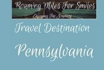 Travel USA Pennsylvania / Pennsylvania Travel Destinations| things to do Pennsylvania | Travel Destinations Pennsylvania | things to do | Pennsylvania Vacations | Must see Maine | RVing | http://roamingmilesforsmiles.com | to be added as collaborator join http://Facebook.com/Group/TravelingPinners
