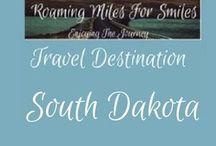 Travel USA South Dakota / South Dakota Travel Destinations| things to do South Dakota | Travel Destinations South Dakota | things to do | South Dakota Vacations | Must see South Dakota | RVing | http://roamingmilesforsmiles.com | to be added as collaborator join http://Facebook.com/Group/TravelingPinners