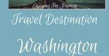 Travel USA Washington / Washington Travel Destinations| things to do Washington | Travel Destinations Washington | things to do | Washington Vacations | Must see Washington | RVing | http://roamingmilesforsmiles.com | to be added as collaborator join http://Facebook.com/Group/TravelingPinners