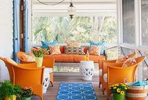 Porches / by House of Turquoise