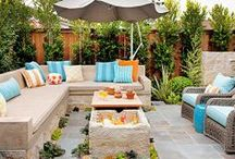 Outdoor Areas / by House of Turquoise