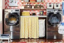 Laundry Rooms / by House of Turquoise