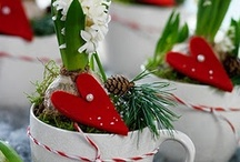 Crafts - Christmas gifts to make  / seasonal crafts and ideas / by Marie Nordgren