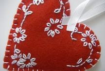 Crafts - Heart crafts / Valentine Crafts / by Marie Nordgren