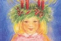 Festivals - St. Lucia/ St. Nicholas / by Marie Nordgren