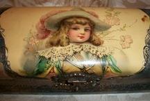 Vintage & Antique Treasures / by Carla Reed