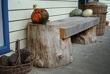 Crafts - wood projects / by Marie Nordgren