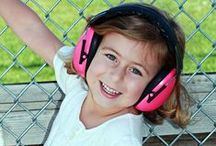 Banz Protective Earmuffs / Banz Protective Earmuffs are designed for use by children from two years to 10-plus years. Banz ear muffs, like Banz sunglasses, are not toys - they are ear protectors with a Class 4 rating, easy for kids to wear while looking great and ensuring their precious hearing is protected from loud noises. Available from www.babybanz.co.nz (New Zealand residents only).