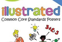 Common Core Standards / www.CrayonboxLearning.com resources are aligned with Common Core State Standards!   / by Crayonbox Learning