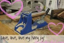 Who ♥s Kreg? / Fans of Kreg Tools!  / by Kreg