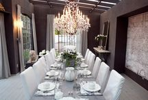 Home Decor: Dining Room / Decor as delish as the food.  / by Jenna Kane