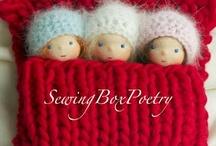 Crafts - Making Babies  / by Marie Nordgren