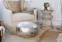 Home Decor: Sitting Room / For when the playroom grows up.  / by Jenna Kane