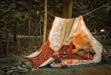 camping / by Hannah Moretti